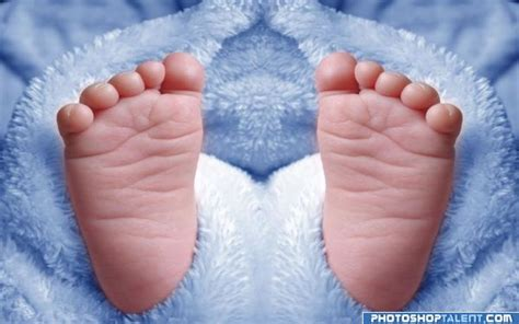 Baby Feet Picture By Burtzomega For Baby Foot Photoshop Baby Foot Images