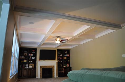 How Much Do Coffered Ceilings Cost by How Coffer Ceilings Enhance A Home