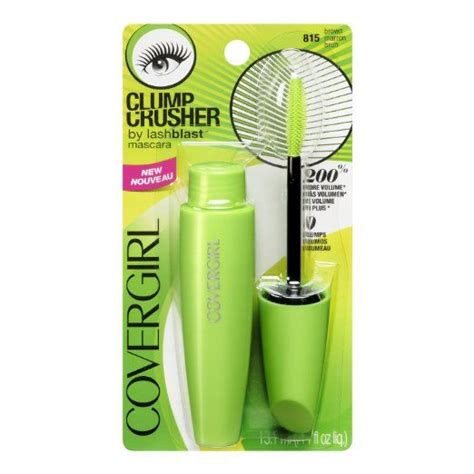 Mascara Covergirl covergirl lash blast clump crusher mascara reviews photos