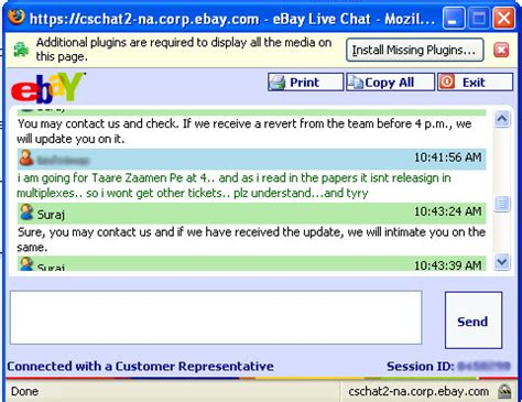 ebay online chat online chat ebay