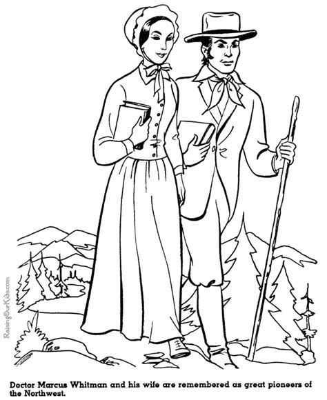 coloring pages for us history whitman american history coloring pages 042