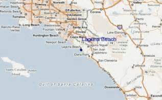 map of laguna california laguna surf forecast and surf reports cal orange