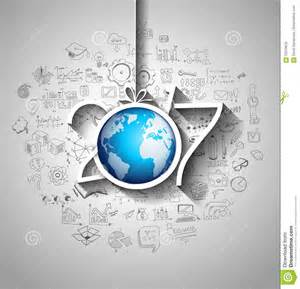 greeting card business plan 2017 new year infographic and business plan background for