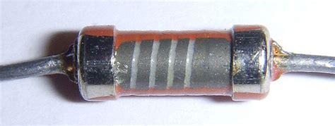 metal resistor wiki current whats inside a resistor electrical engineering stack exchange