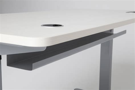standing desk cable management the most affordable automatic sit to stand desk by