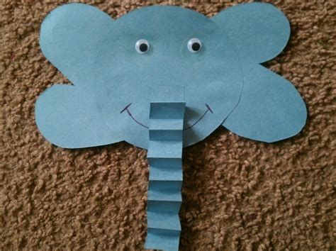 elephant craft for best 25 preschool elephant crafts ideas on