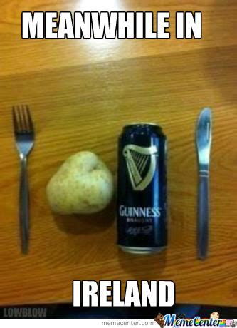 Irish Girl Meme - irish breakfast by lowblow meme center