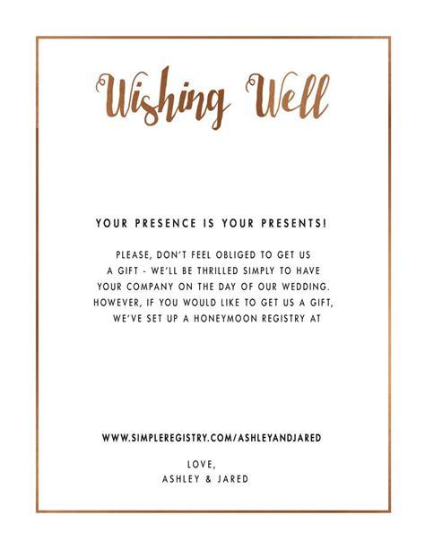 wishing for wishing well wedding wishing well