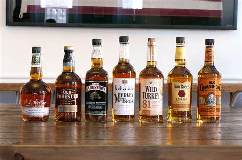 best bourbon bargain bourbons post prohibition