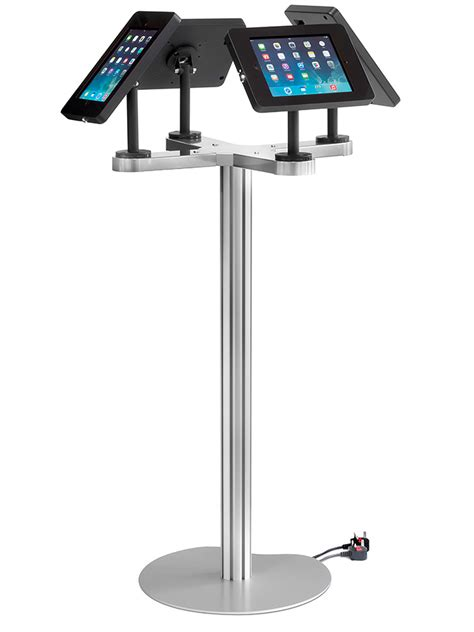 ipad easel ipad quad floor stand quadruple ipad stand ipad floor