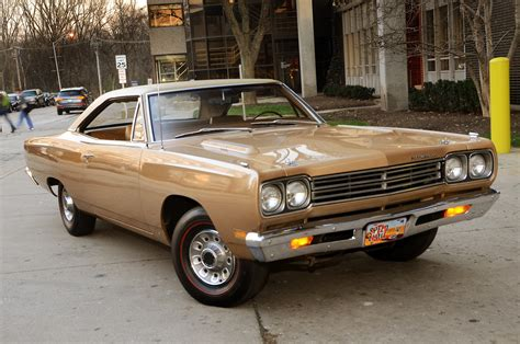 1969 plymouth roadrunner all original 1969 plymouth road runner survives four
