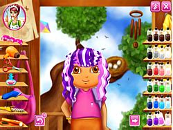 dora real haircuts play best free game on gamefree la play dora real haircuts online for free pog com