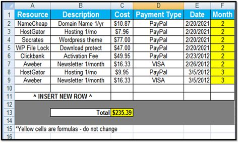 Expense Tracking Spreadsheet Template Tracking Spreadsheet Expense Spreadsheet Spreadsheet Excel Tracking Template