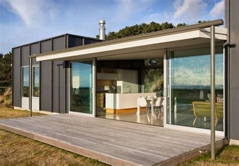modern prefab homes 100k modern house plans