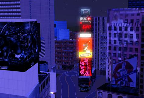 let there be light showtimes the big apple new york city world the sims 3 world