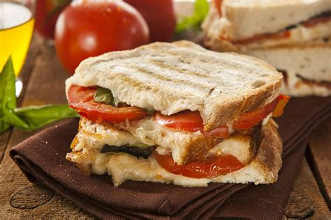 grilled tomato cheese sandwich recipe by archana s kitchen