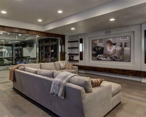 houzz basement 12 780 contemporary basement design ideas remodel