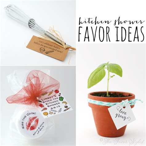 kitchen bridal shower favor ideas kitchen shower favor ideas the favor stylist