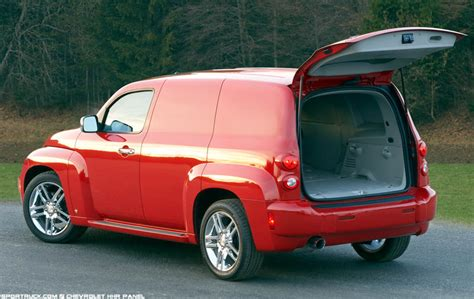 chevrolet hhr panel wagon pictures  information