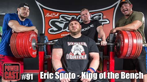 eric spoto bench powercast 91 eric spoto king of the bench supertraining tv youtube