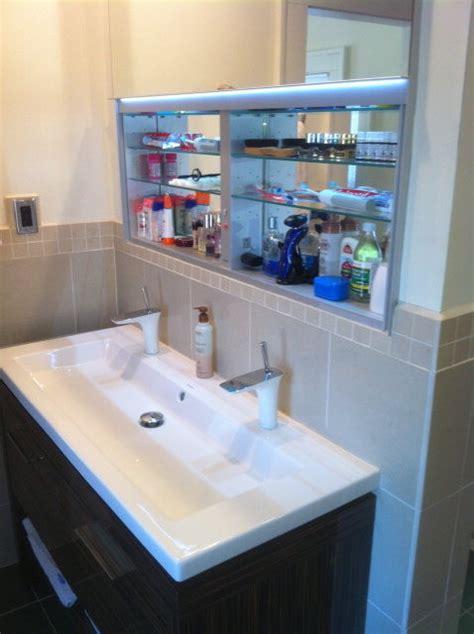 Robern Uplift Cabinet - robern uplift medicine cabinet modern bathroom