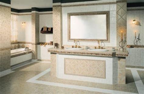 piastrelle per bagno classico piastrelle per il bagno ideare casa