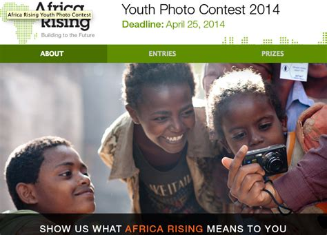 contest 2014 deadline 2014 imf africa rising youth photo contest for africans