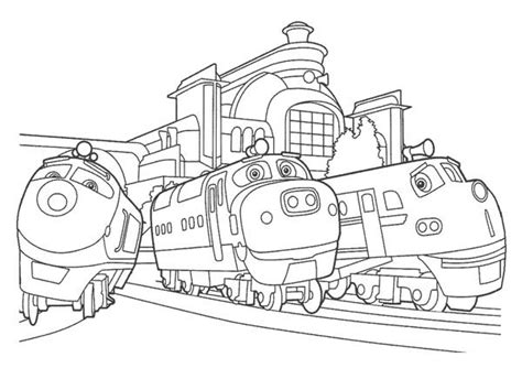 chuggington coloring train pages 13 chuggington coloring pages print color craft