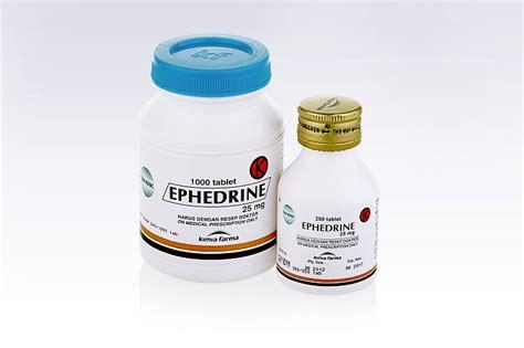 Obat Cetirizine Hcl 10 mengenal obat efedrin hcl