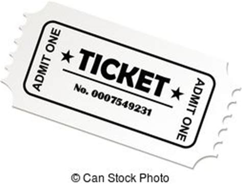 ticket vector clipart eps images 32 891 ticket clip art