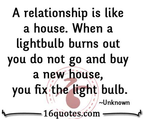 in in relationship a relationship is like a house