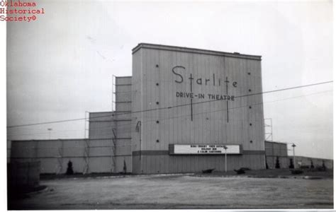 starlite drive  theater shawnee  pinterest theater
