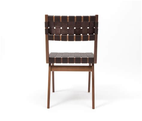 Woven Leather Dining Chairs Woven Leather Dining Chair Restaurant Chairs From Smilow Design Architonic