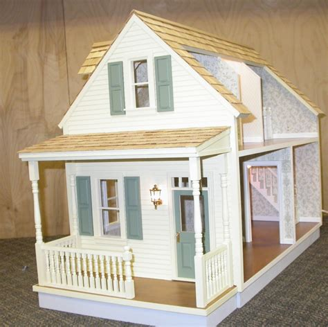 building doll houses woodwork dollhouse materials pdf plans