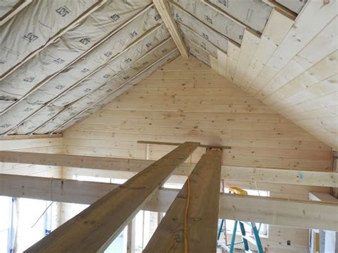 Cabin Ceilings by Cabin Ceiling Ideas Small Cabin Forum
