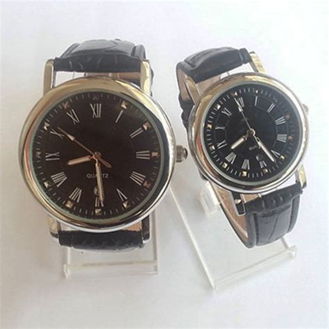 Jam Tangan Pria Dziner Original Ab Hitam jam tangan pria dan wanita bahan kulit dan canvas banyak