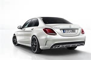 Mercedes Amg 2017 Mercedes Amg C43 To Replace C450