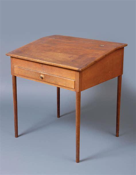 Willis Henry Auctions Inc Shaker Desk