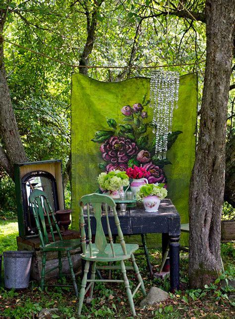 arredo giardino shabby chic giardino shabby chic 30 idee di arredamento originali