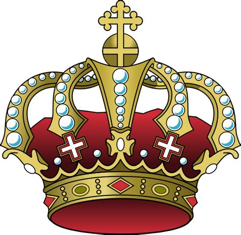 clipart crown christ the king crown clip art at clker vector clip