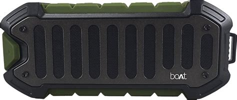 boat bluetooth speakers flipkart buy boat stone 700 military green 10 w bluetooth speaker