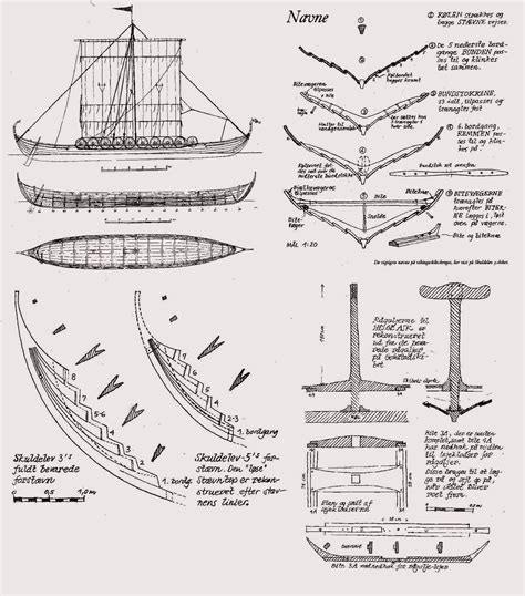 viking boat plans viking ship plans http www sjolander viking plans