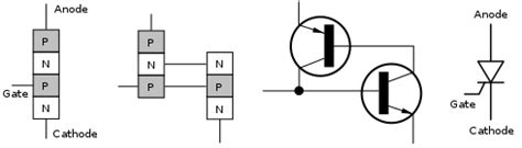 diode 1n4007 anwendung thyristor