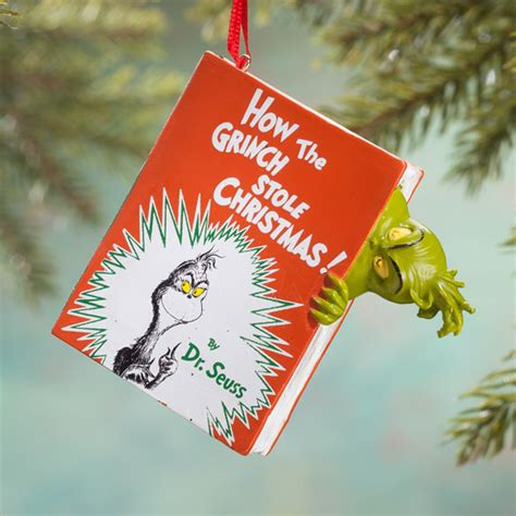 quot how the grinch stole christmas quot ornament miles kimball