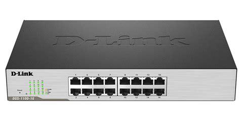 D Link Des 1100 16 Fast Ethernet Smart Managed Switches Berkualitas kurztest d link dgs 1100 16 smart managed switch allround pc