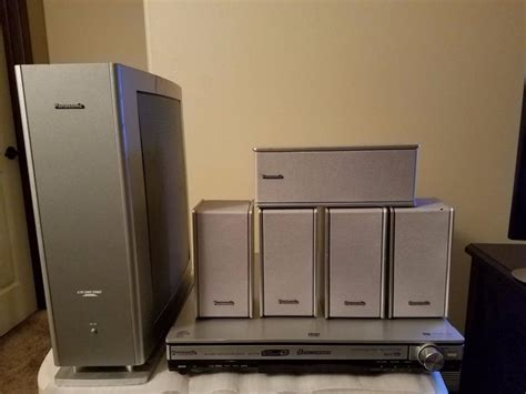 panasonic dvd home theater for sale classifieds