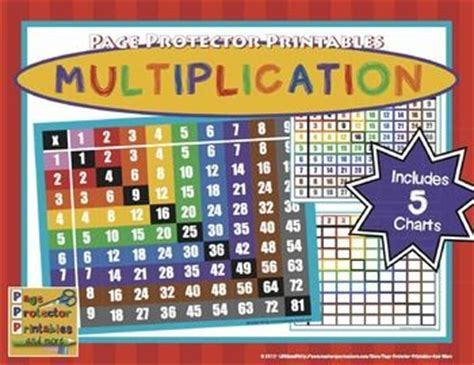 printable color coded multiplication chart color coded multiplication chart