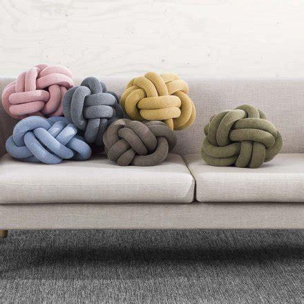 design house stockholm kissen knot kaufen - Kissen Design