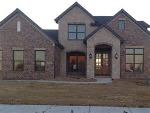 brick colors for homes 17 best images about home exteriors brick on