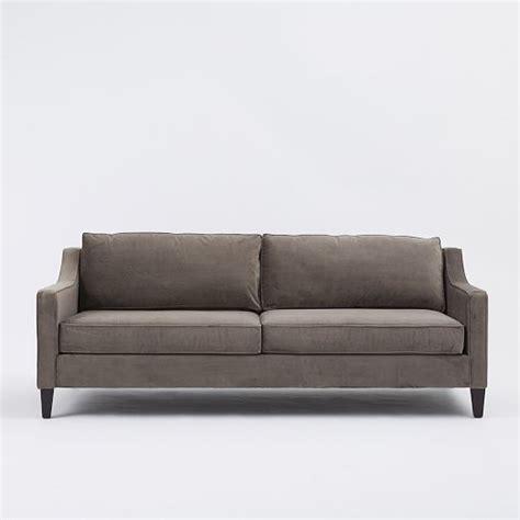 paidge sofa grand west elm chaw class pinterest